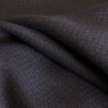 75% OFF Burnt Chocolate Jacket Weight Wool Fabric 150cm Wide